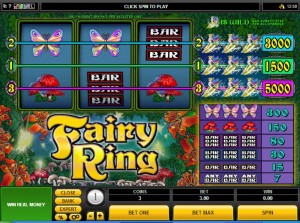 Wonderful Land Of Fairy Ring Giving You Ultimate Fun With Jackpot