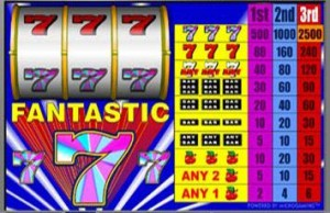 Enjoy The Slot Of Fantastic 7s Pokies With Fantastic Features